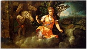 Aurora with Apollo's Horses (The Morning)