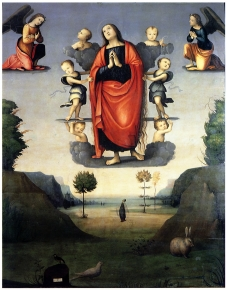 Assumption of Mary Magdalen